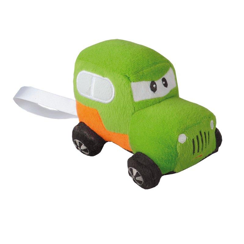 Maskotka w kształcie samochodzika