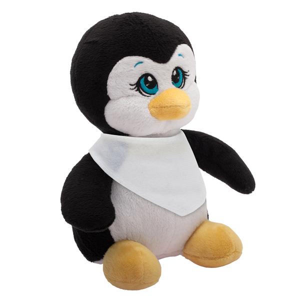 Pluszowa maskotka w kształcie pingwina