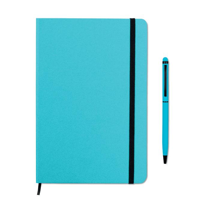 Notes reklamowy A5 z długopisem