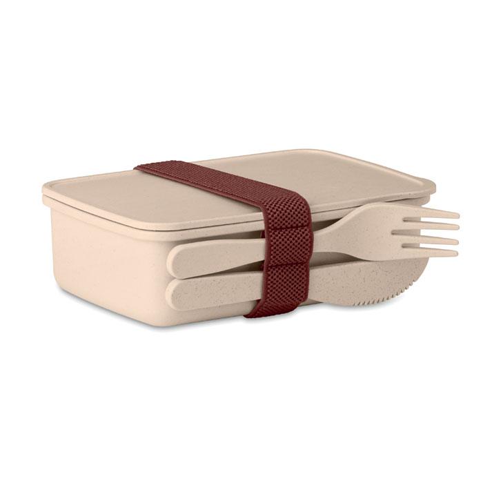 Pudełko na lunch eko