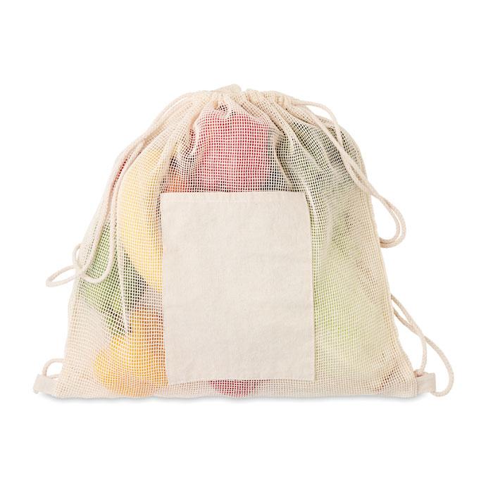 Worko-plecak z siatki