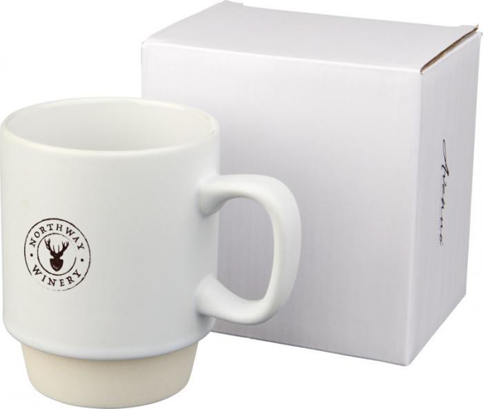 10053901 Kubek ceramiczny Arthur