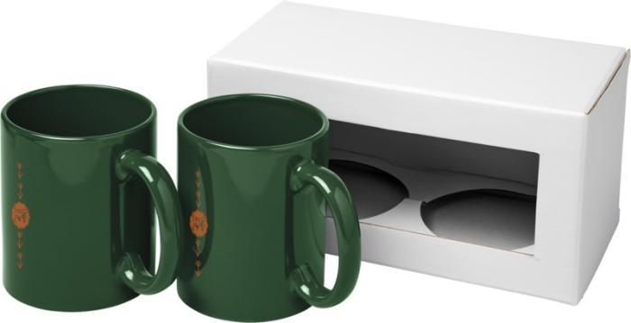 10062501 2-częściowy zestaw upominkowy Ceramic