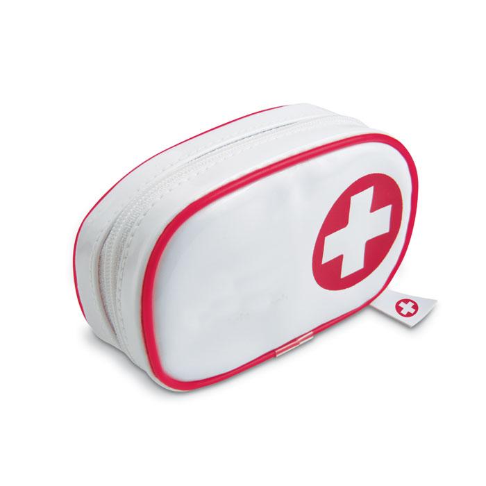 Apteczka - zestaw pierwszej pomocy