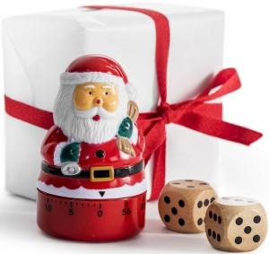 5017763 Winter Holiday zestaw do gry w kości