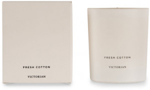 Świeca zapachowa Fresh cotton