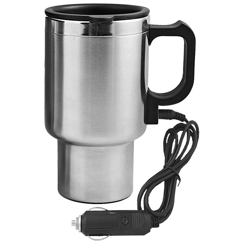 08358 Kubek izotermiczny Auto Steel Mug