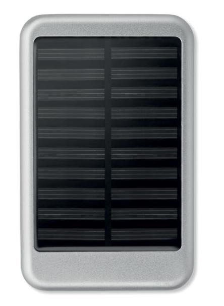 Power bank z panelem słonecznym