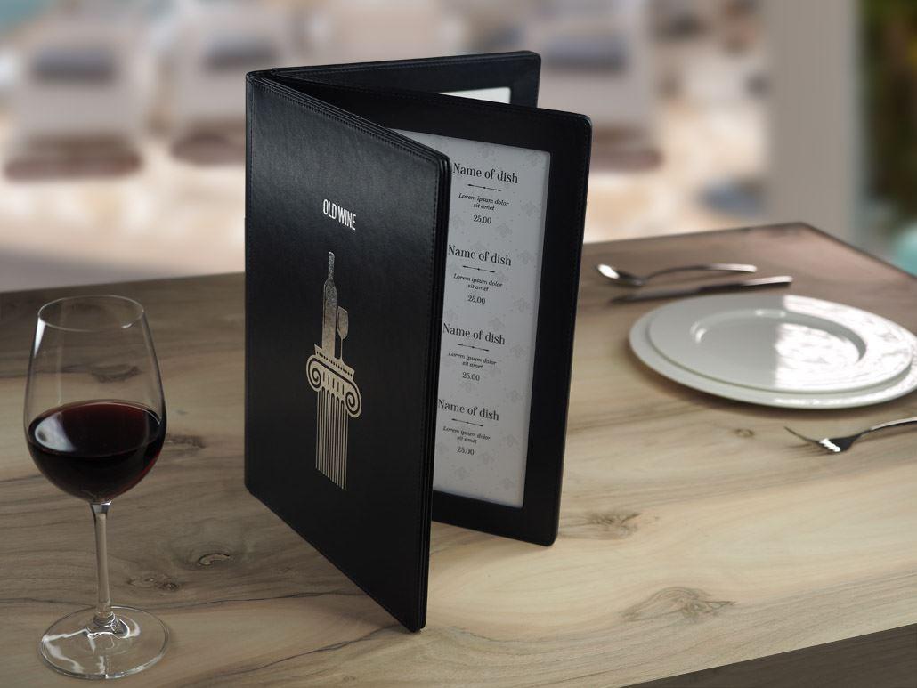 1065119 Karta menu