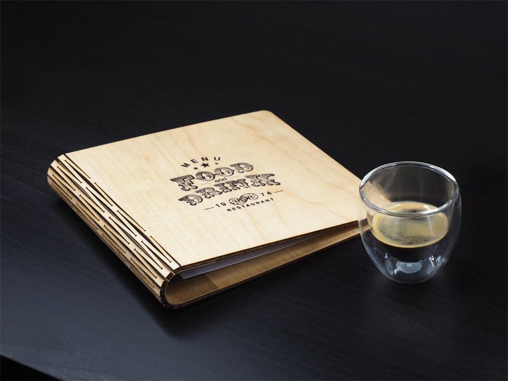 1108121 Karta menu