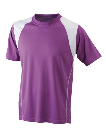 JN397 Koszulka do biegania męska
