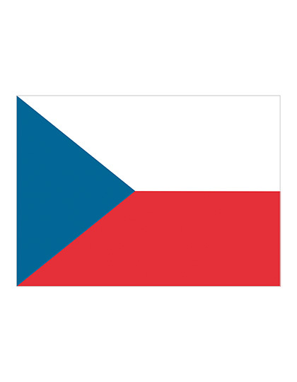 FLAGCZ Flaga Republiki Czech