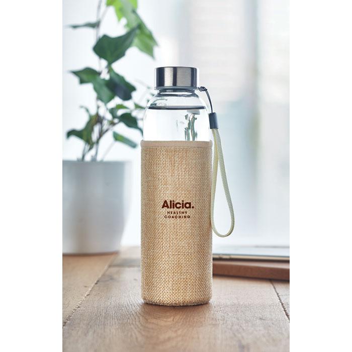 MO6168-13 Szklana butelka
