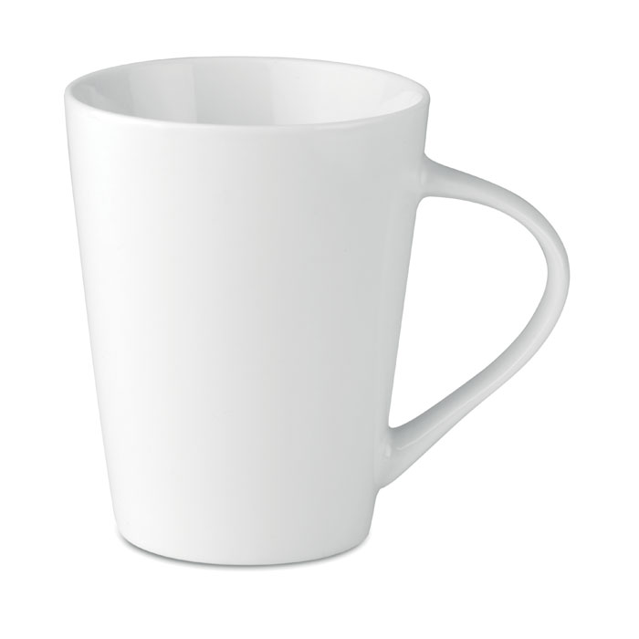 MO9078-06 Porcelanowy kubek stożkowy o poj. 250 ml