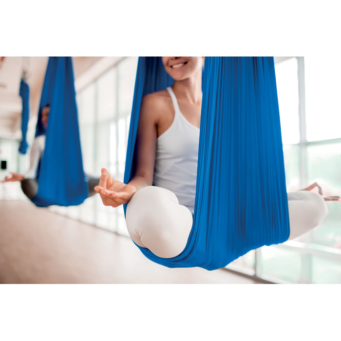 MO6152-37 Zestaw z hamakiem do jogi
